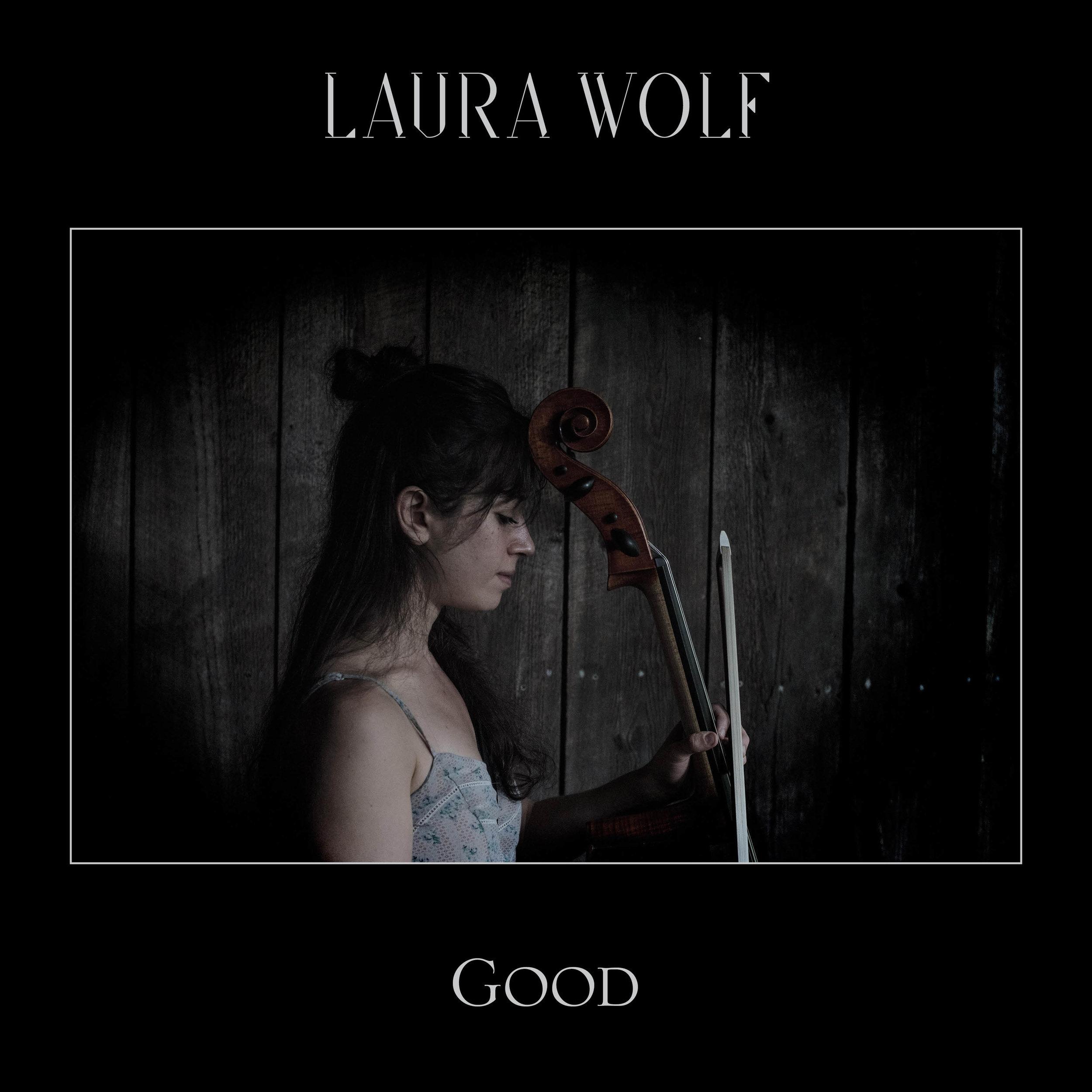 Laura Wolf_GOOD SINGLE_Final_CC lighter title.jpg