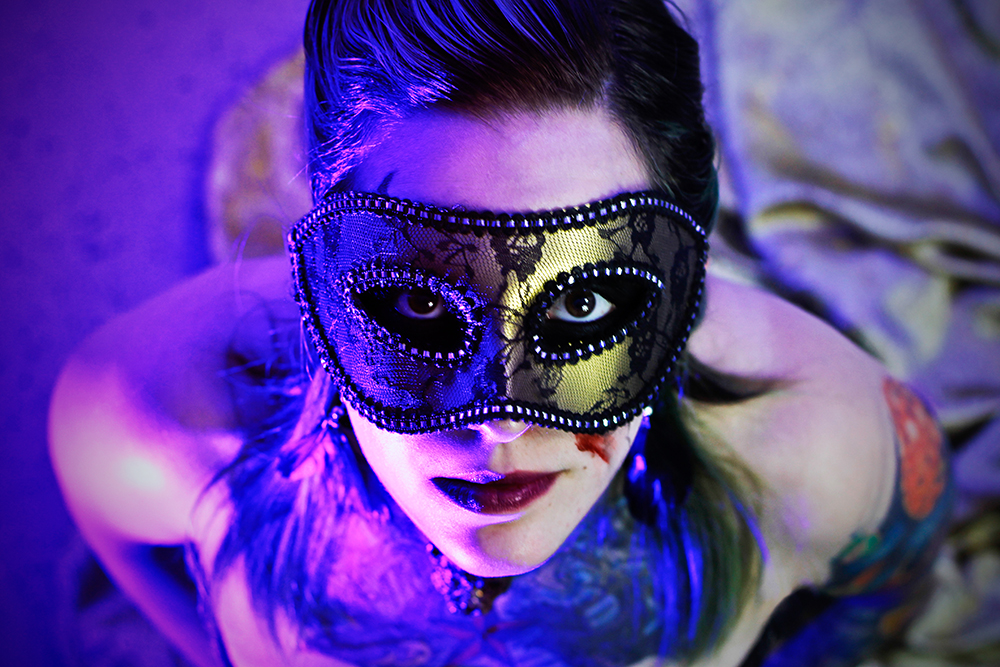 """Masquerade Maniac"" Photos by:  Mark Thomas"