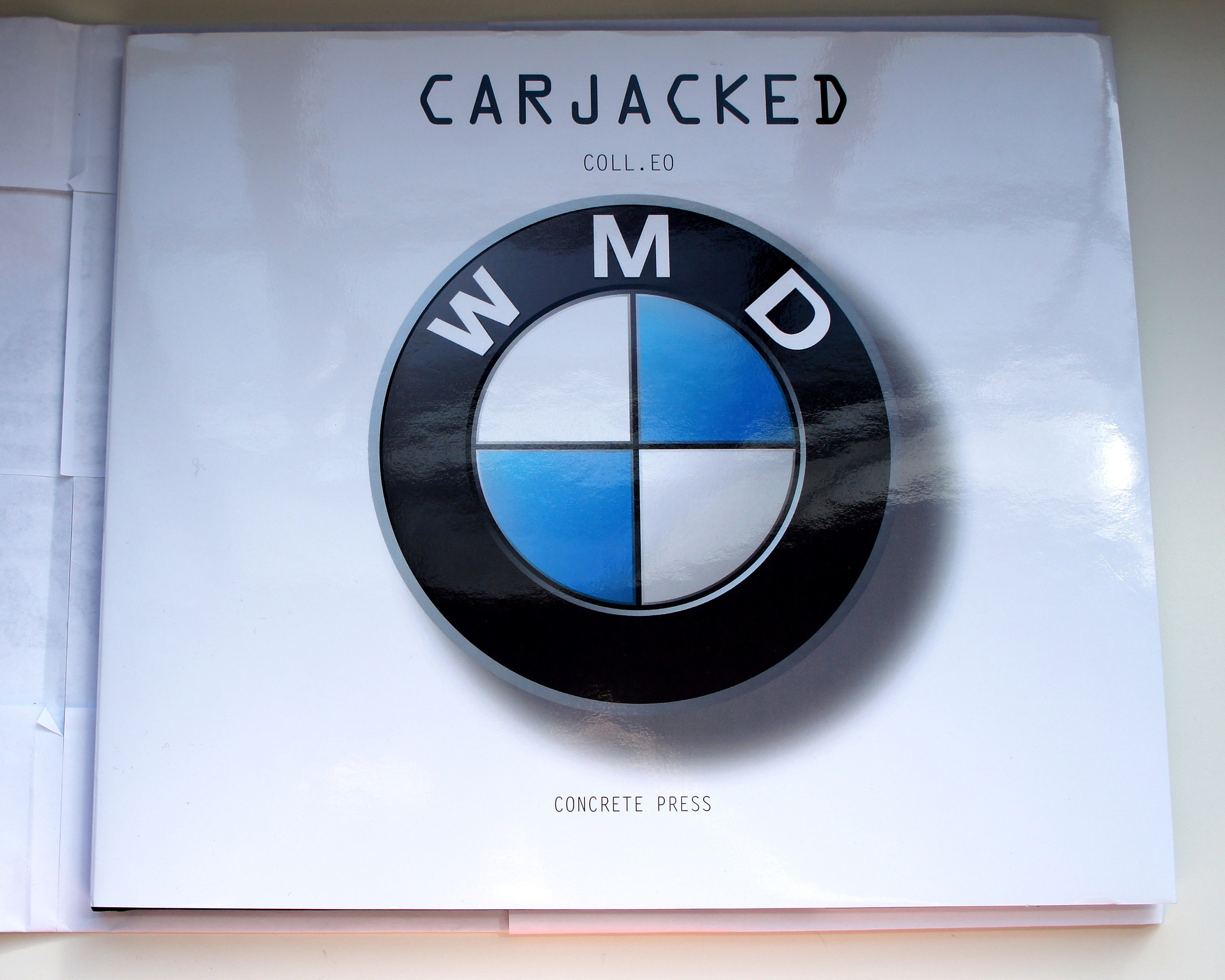 WMD ROUNDEL - FRONT