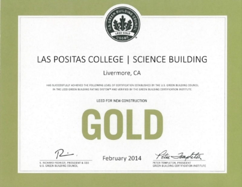 Click below to learn more about the LEED rating systems.   http://www.usgbc.org/leed/rating-systems