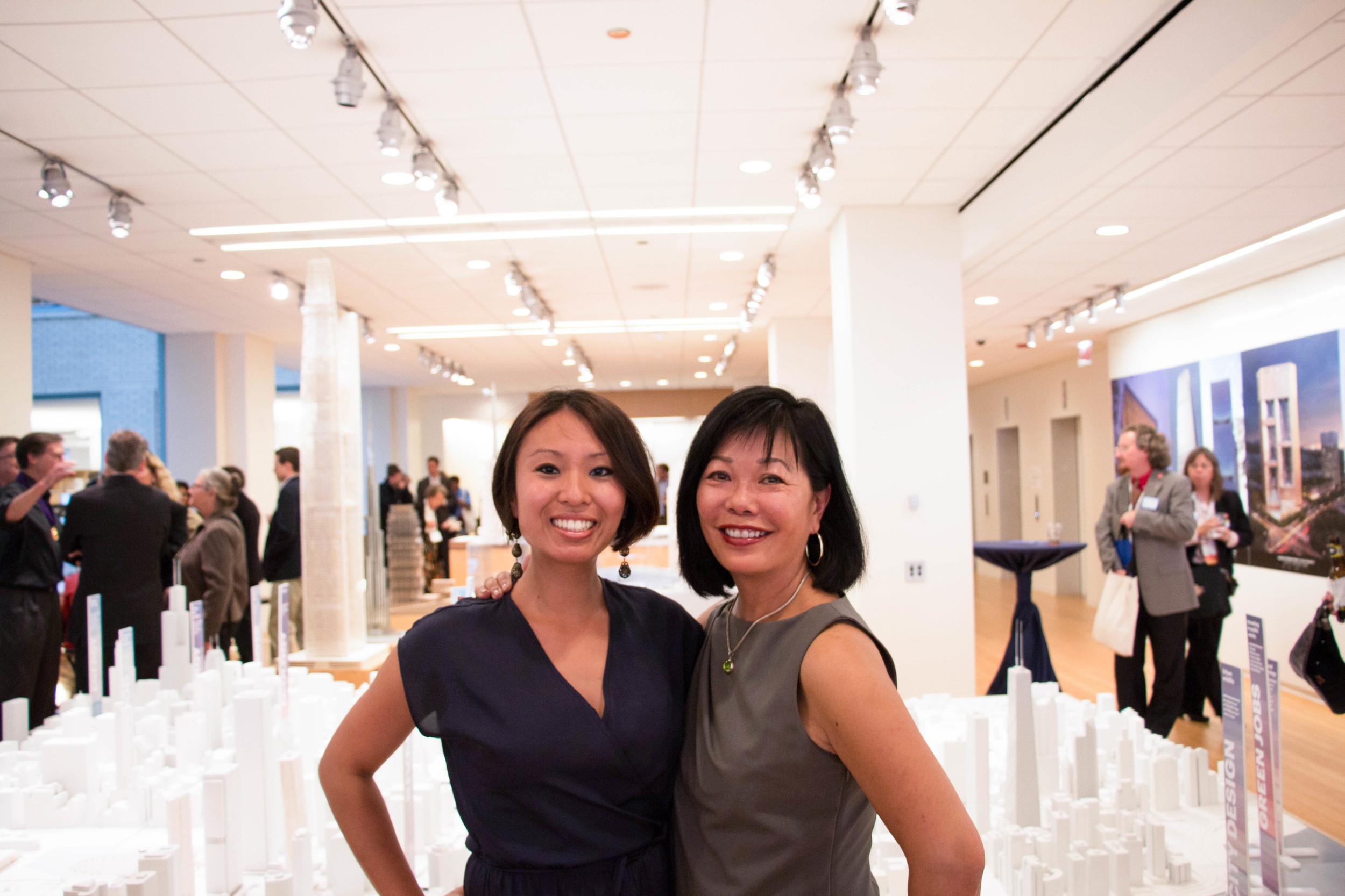 Sylvia Kwan & Elaine Chan