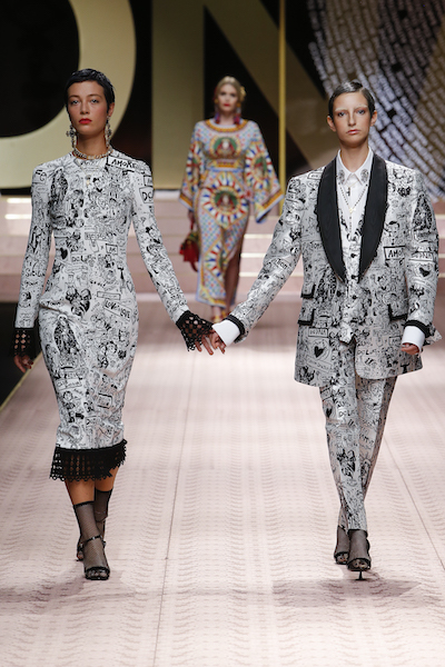 Dolce&Gabbana_Woman's fashion show_SS19 (12).jpg