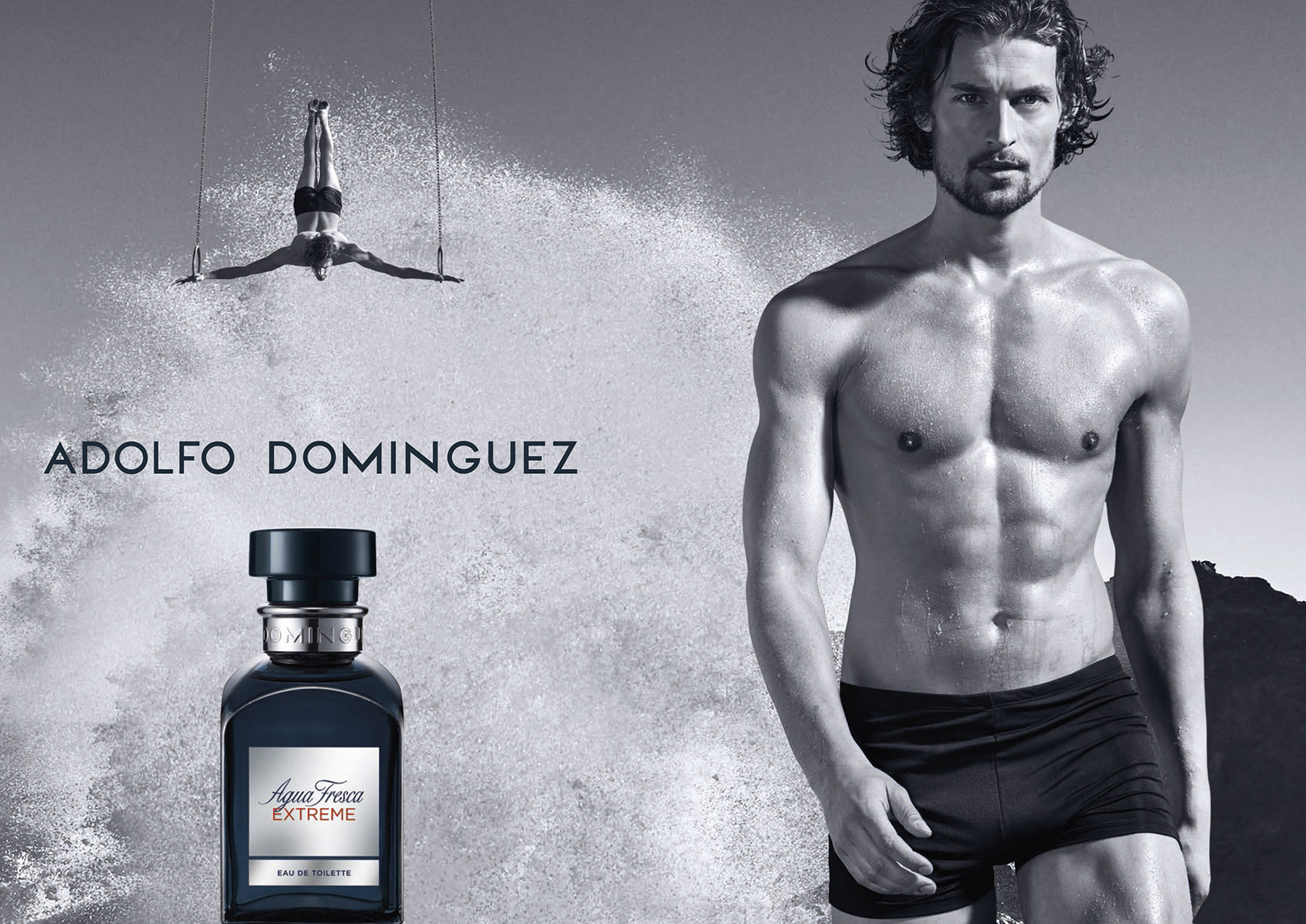 WOUTER PEELEN FOR ADOLFO DOMINGUEZ PERFUM