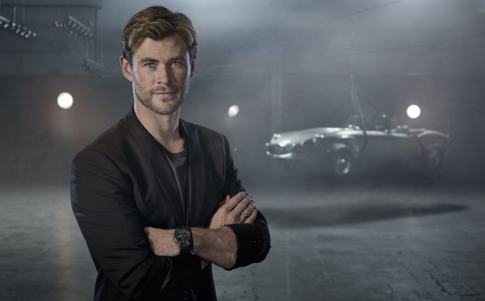 BUCHANAN'S BY CHRIS HEMSWORTH