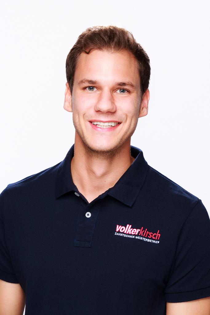 Tobias Gauglitz  Auszubildender