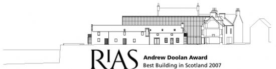 RIAS Andrew Doolan Award Best Building in Scotland 2007