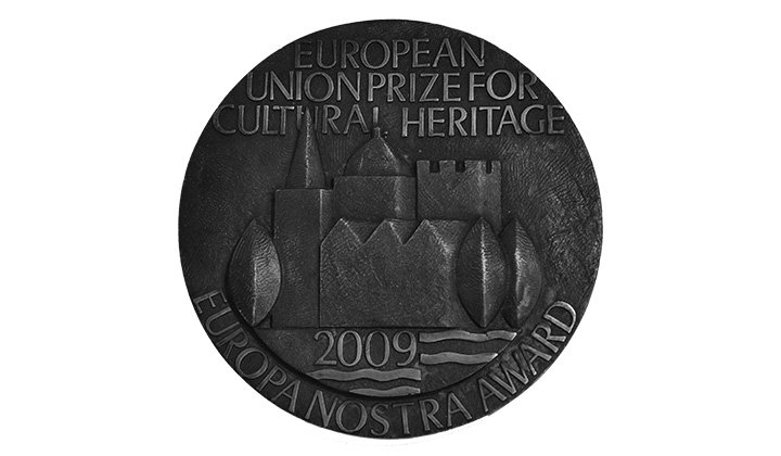 European Union prize for cultural hertitage 2009
