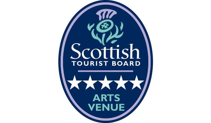 Visit Scotland 5 Star Arts venue