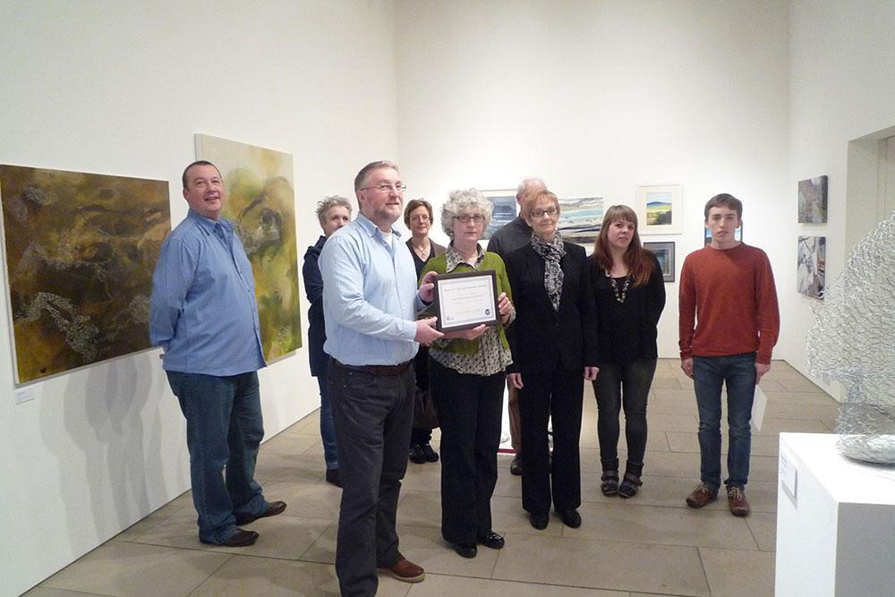 Quality Volunteering Award