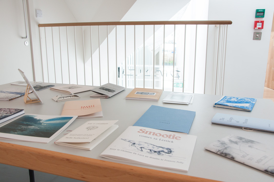Exhibitions Material