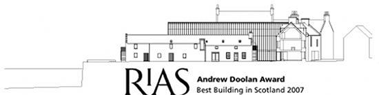 RIAS Andrew Doolan Award  Best Building in Scotland 2008