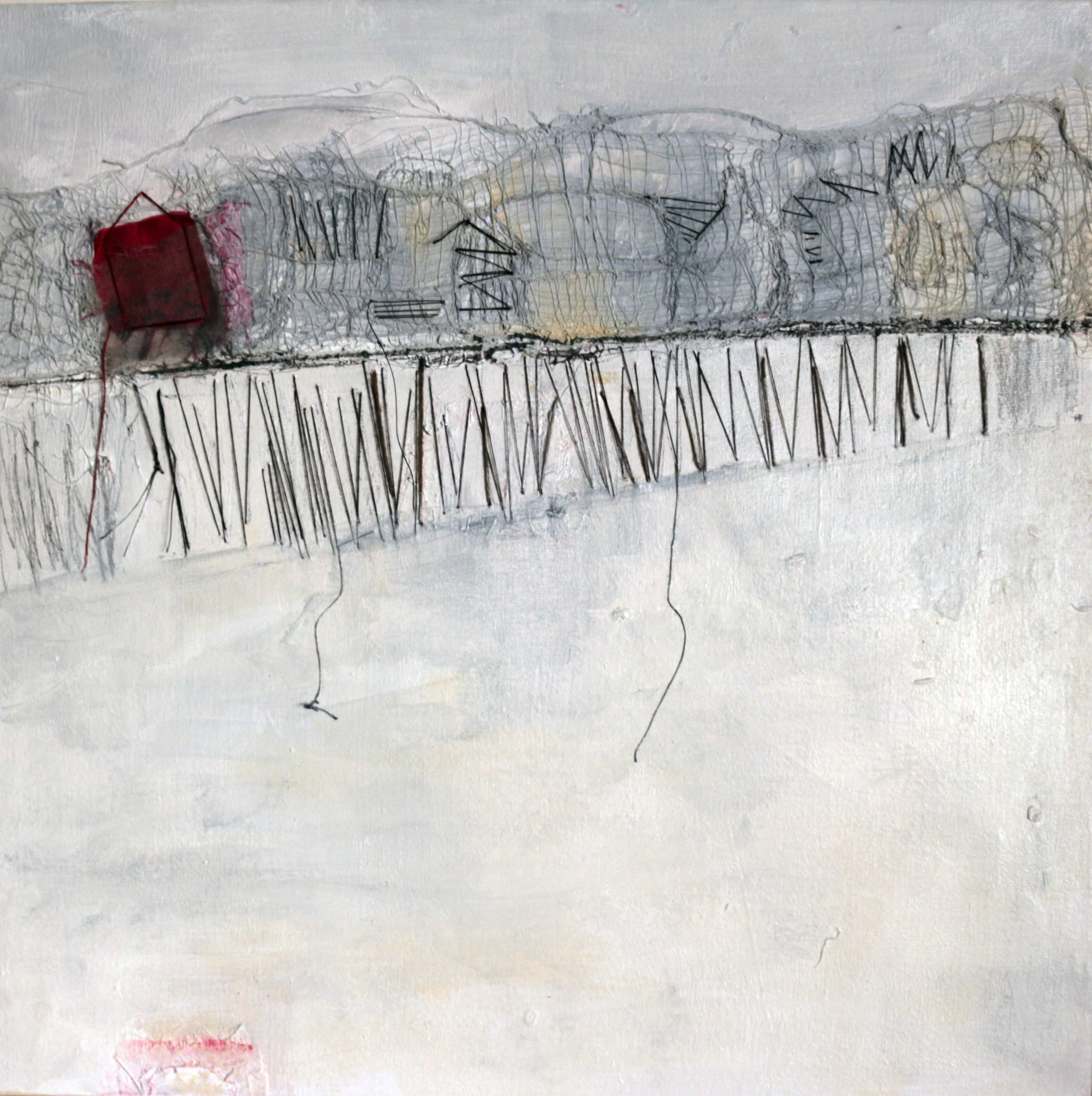 Liz Green, Tangled Web, 2016. © the artist