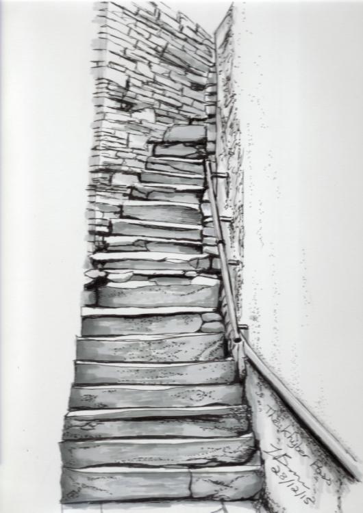 Lorraine Bruce, The Khyber Pass. © the artist