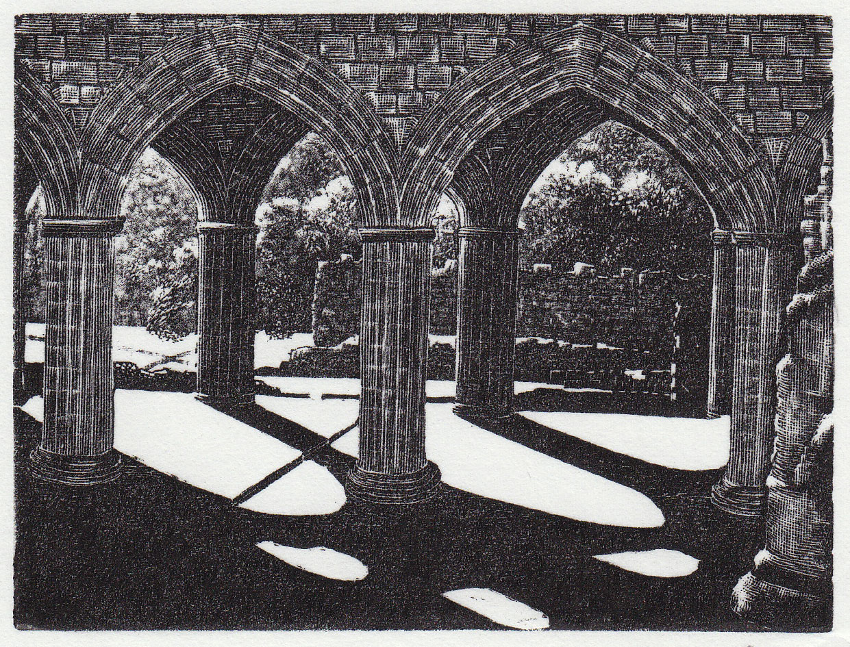 Terry Browne  Rievaulx Abbey