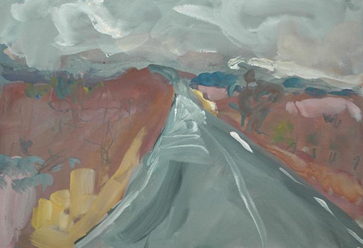 Broken Hill Storm 2011