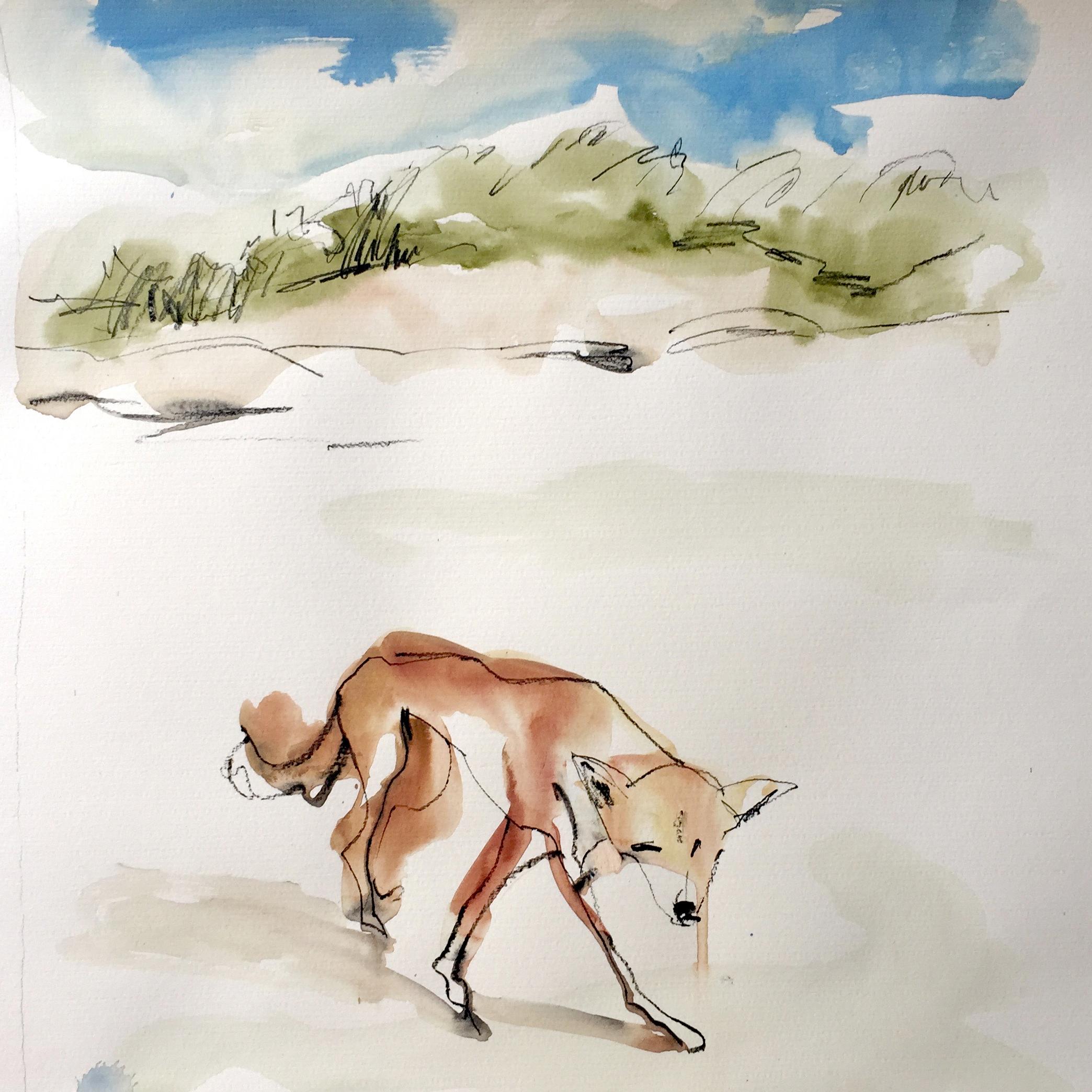 Dingo#2 mixed media.jpg