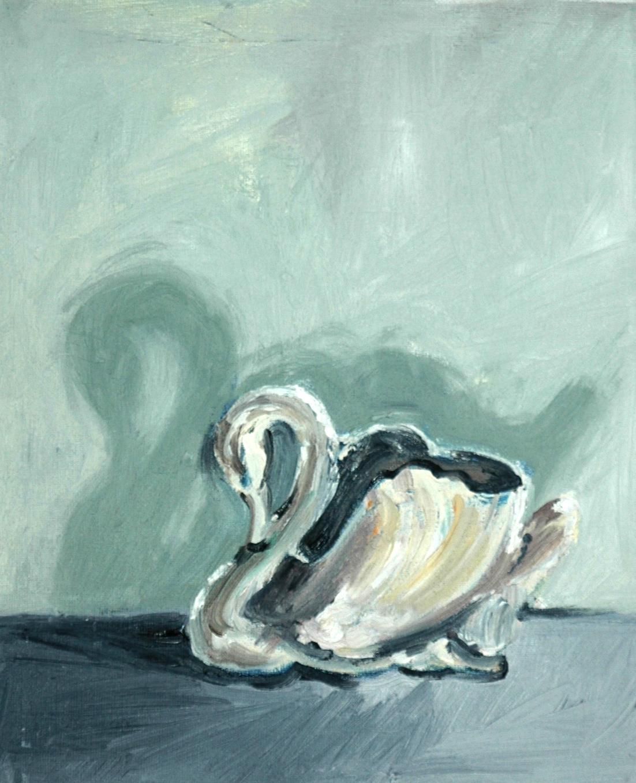 Crown Lynn swan #1