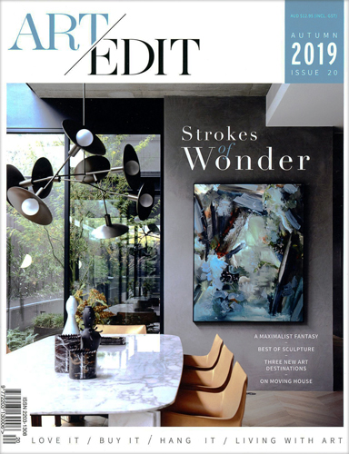 Art Edit Magazine   Autumn 2019 Issue 20  Gallery