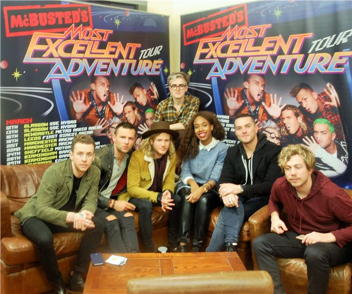 Loreal interviews McBusted