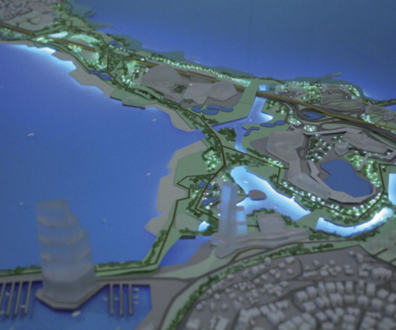 Urban regeneration & master planning (Turkey)
