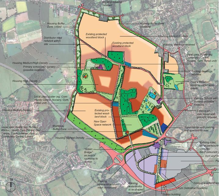 Urban regeneration & master planning (UK)