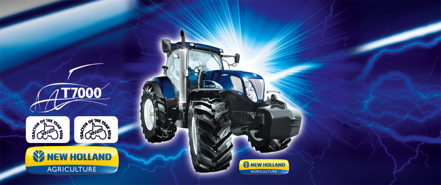 New Holland Benelux: beurscampagne