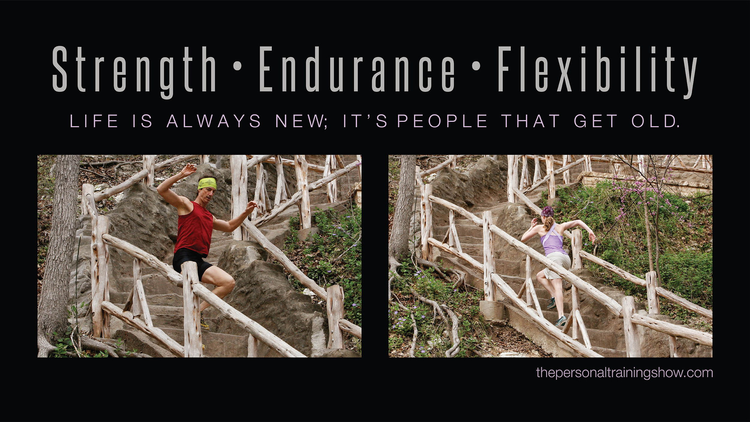 Strength Endurance Flexibility