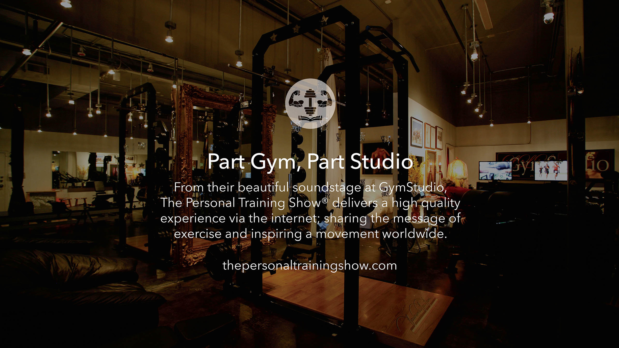 Part Gym, Part Studio