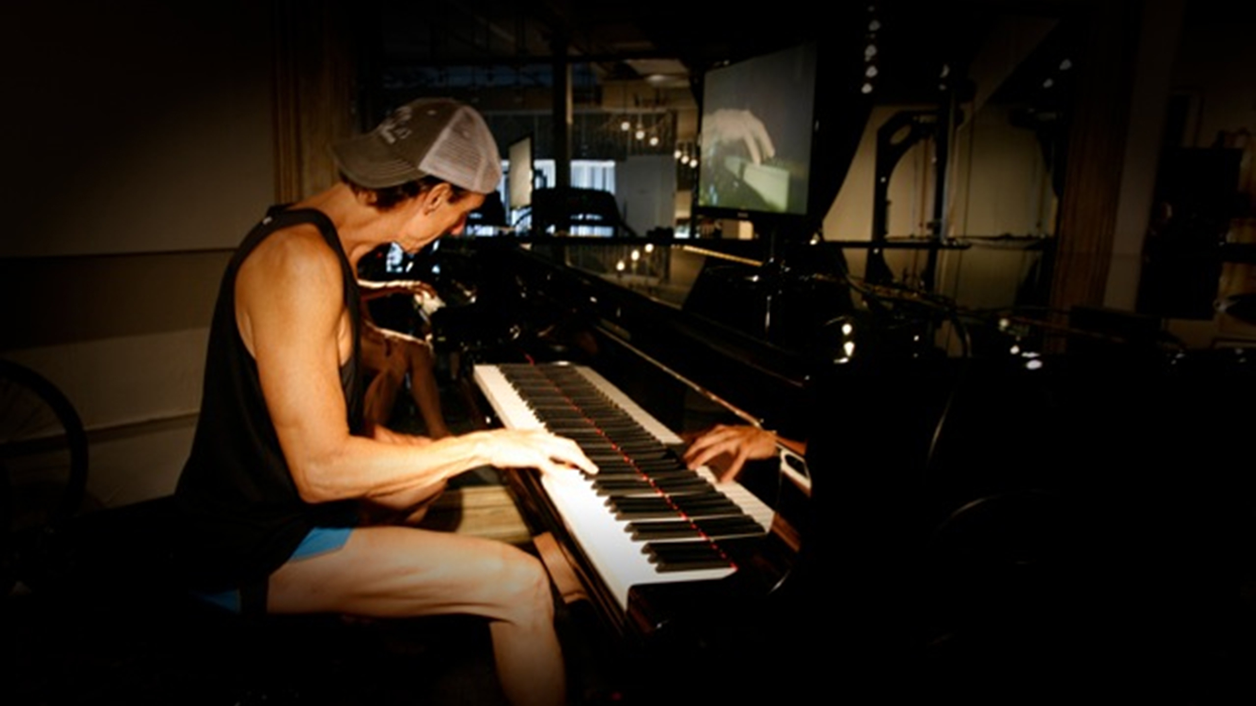 Lawrence Lee Lane Physical Piano
