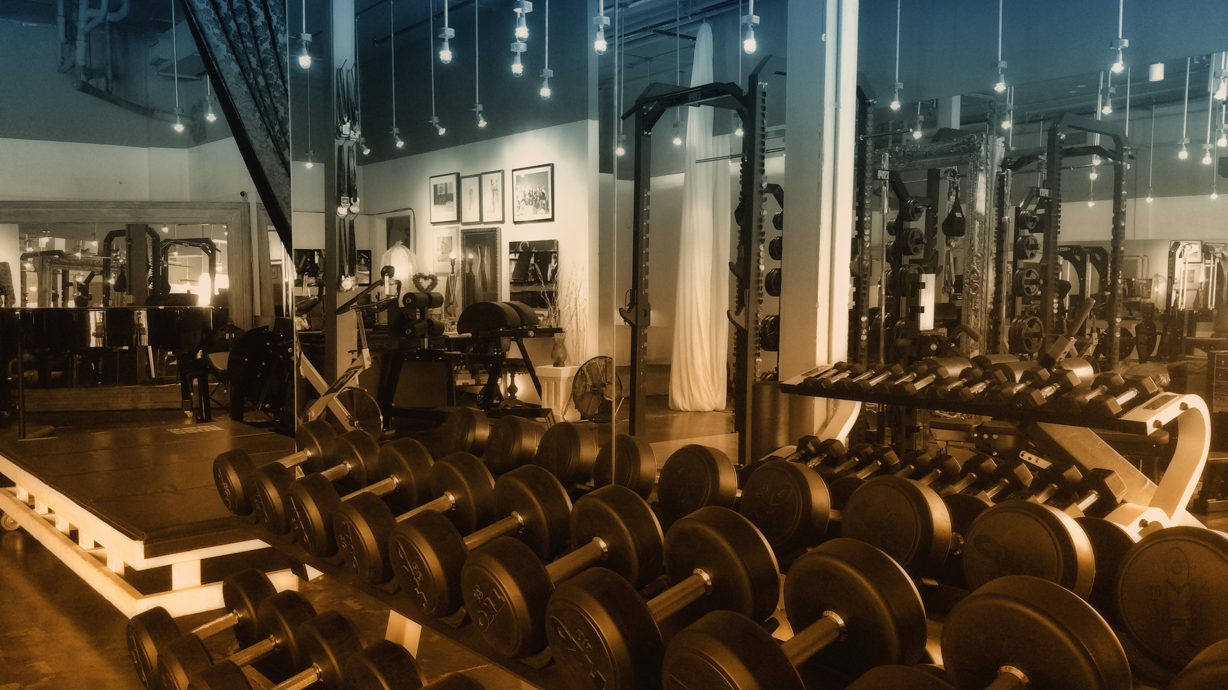 GymStudio, Private Personal Training Gym in Dallas, Texas