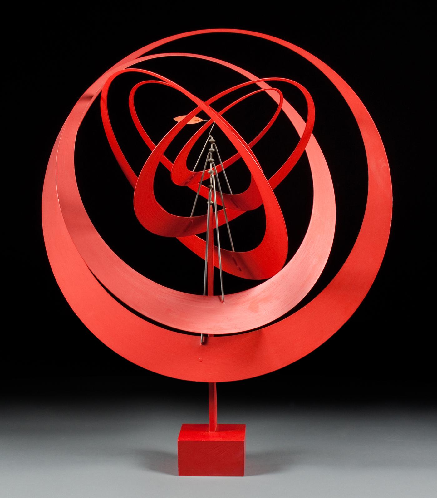 "Jerome Kirk, ""Red Orbit"""