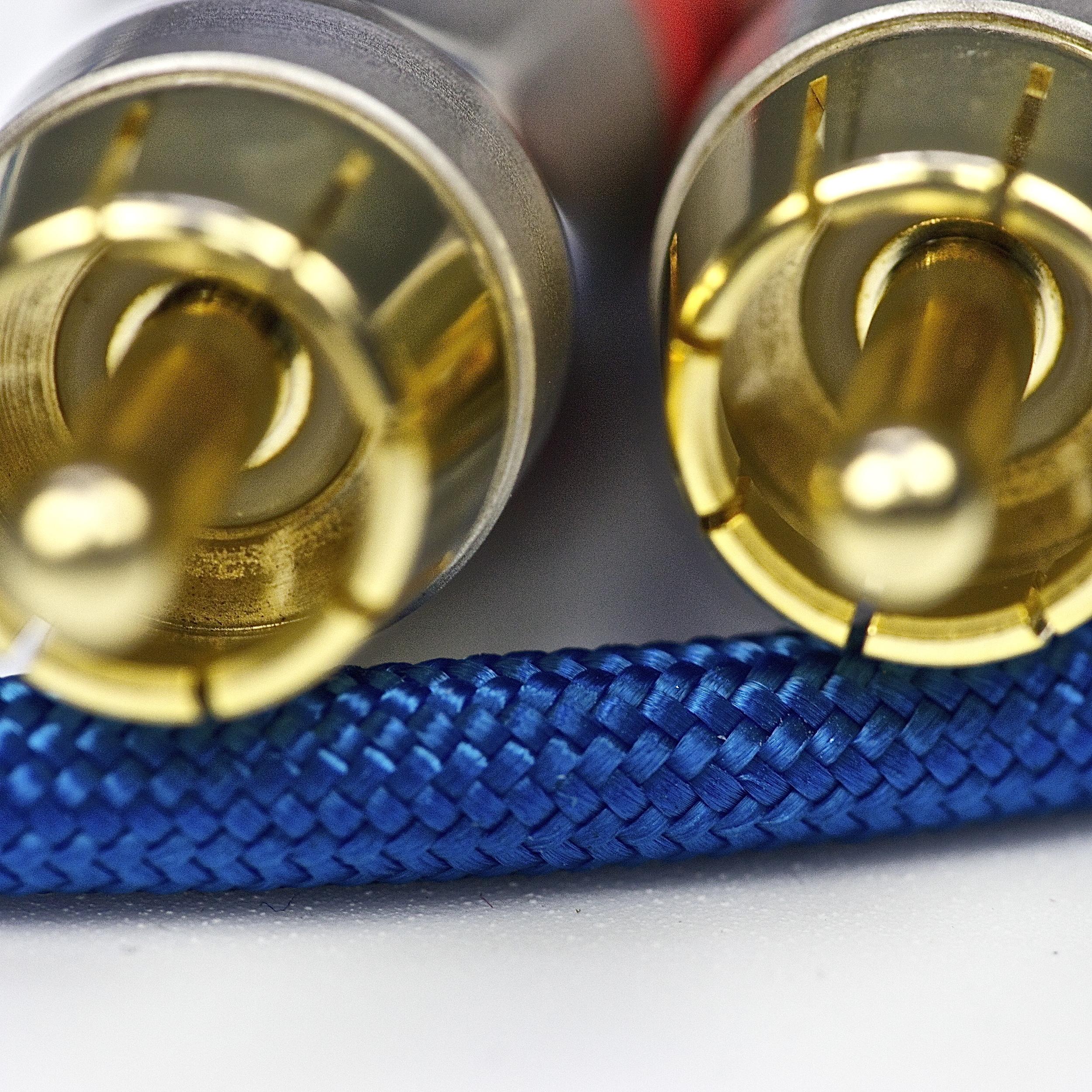RCA Cobalt Blue