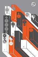 Zu Loudspeakers Poster 01