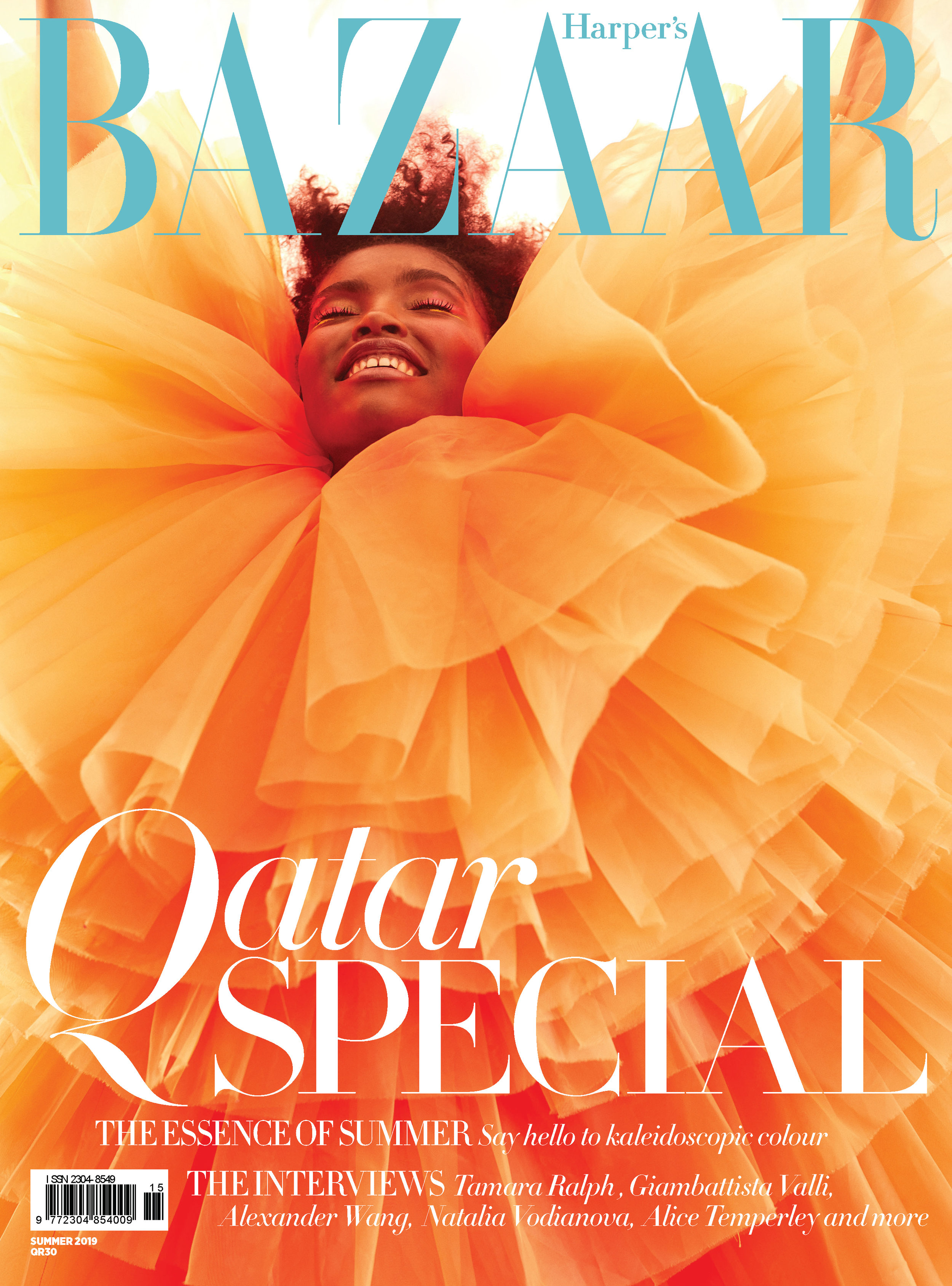 HARPERS BAZAAR QATAR SUMMER APRIL 2019 PRICE COVER.jpg