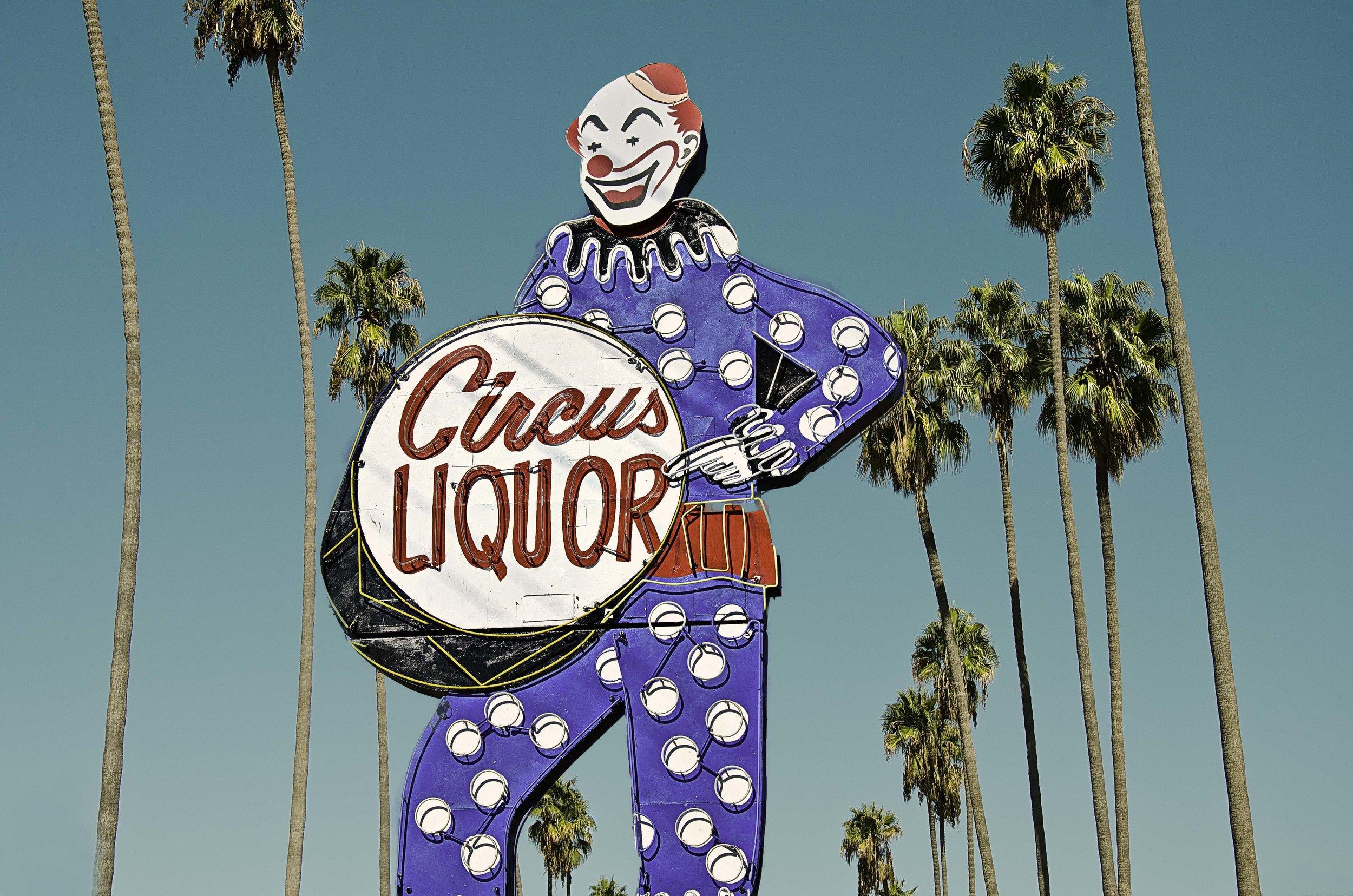 L.A. Clown
