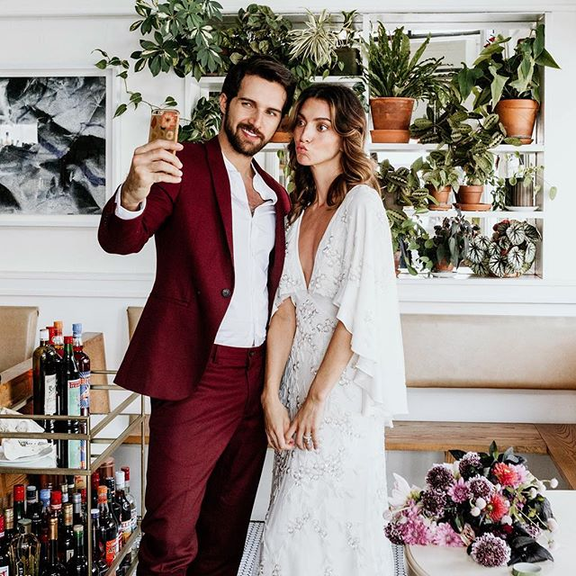 Planning our next wedding editorial! CANNOT wait 😍 It takes a lot of work and preparation, but it's sooooo much fun! Here is an outtake from my last one 💕  Models @alexandrahmendoza & @antoniobevilacqua  MUA @thefacebykase  Venue @otwaynyc  Dress @alexandragrecco  Florist @hellabloom  Suit @zara  Planner @atayloredaffair . . . . . . . . . . . . . . . . #newyorkweddingphotographer #nycwedding #brooklynwedding #brooklynweddingphotographer #100layercake #junebugweddings #greenweddingshoes #loveauthentic #authenticlovemag #bridesmagazine #marthastewartweddings #theknot #indiebride #indiewedding #destinationweddingphotographer #bohemianwedding #bohobride #weddingportrait #adventurouscouples #intimateweddingphotographer #newyorkwedding #losangelesweddingphotographer #mexicoweddingphotographer #weddinginspo #overthemoon #voguewedding #wildhairandhappyhearts #weddingeditorial #realwedding #loveandwildhearts