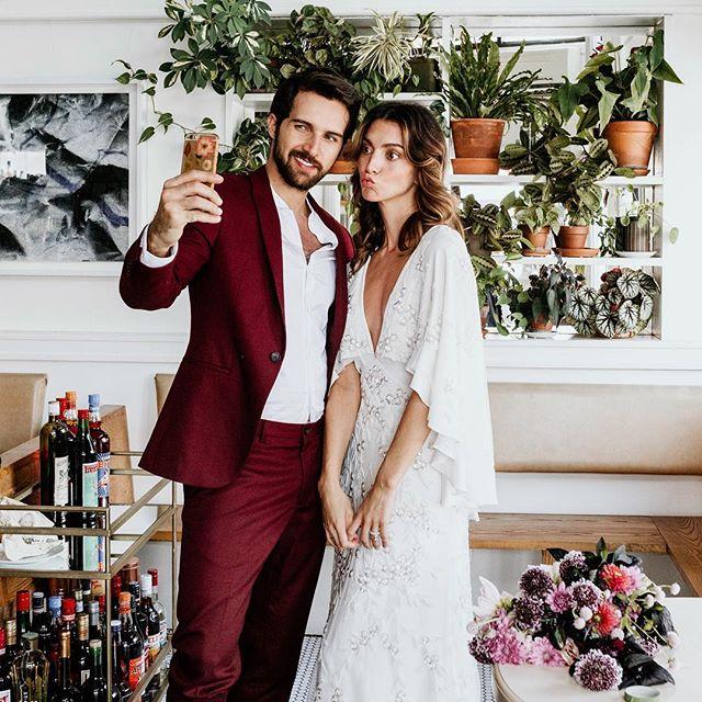 Planning our next wedding editorial! CANNOT wait 😍 It takes a lot of work and preparation, but it's sooooo much fun! Here is an outtake from my last one 💕  Models @alexandrahmendoza & @antoniobevilacqua  MUA @thefacebykase  Venue @otwaynyc  Dress @alexandragrecco  Florist @hellabloom  Suit @zara  Planner @atayloredaffair . . . . . . . . . . . . . . . . #newyorkweddingphotographer #nycwedding #brooklynwedding #brooklynweddingphotographer #100layercake #junebugweddings #greenweddingshoes #loveauthentic #authenticlovemag #bridesmagazine #marthastewartweddings #theknot #indiebride #indiewedding #destinationweddingphotographer #bohemianwedding #bohobride #weddingportrait #adventurouscouples #intimateweddingphotographer #newyorkwedding #losangelesweddingphotographer #mexicoweddingphotographer #weddinginspo #overthemoon #voguewedding #wildhairandhappyhearts #weddingeditorial #realwedding #loveandwildhearts
