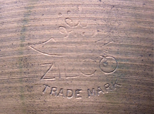 """The original Zilco """"Trade Mark"""" stamp from the first part of the 1930s to 1950s era."""