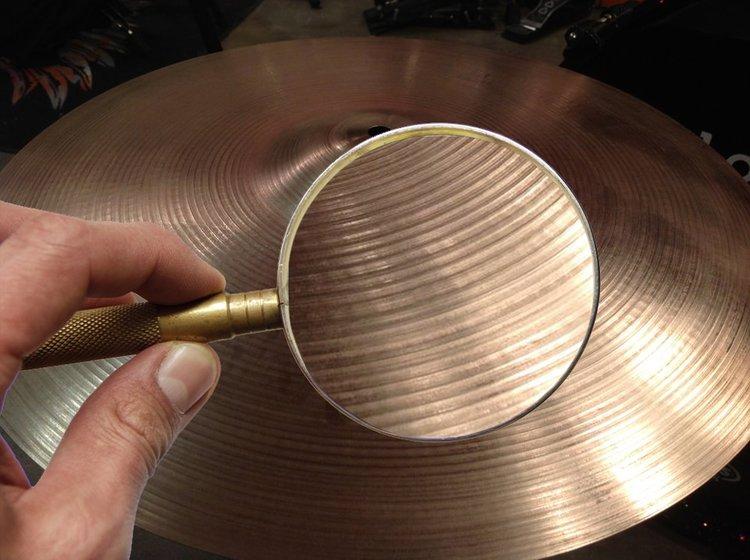dating old zildjian cymbals