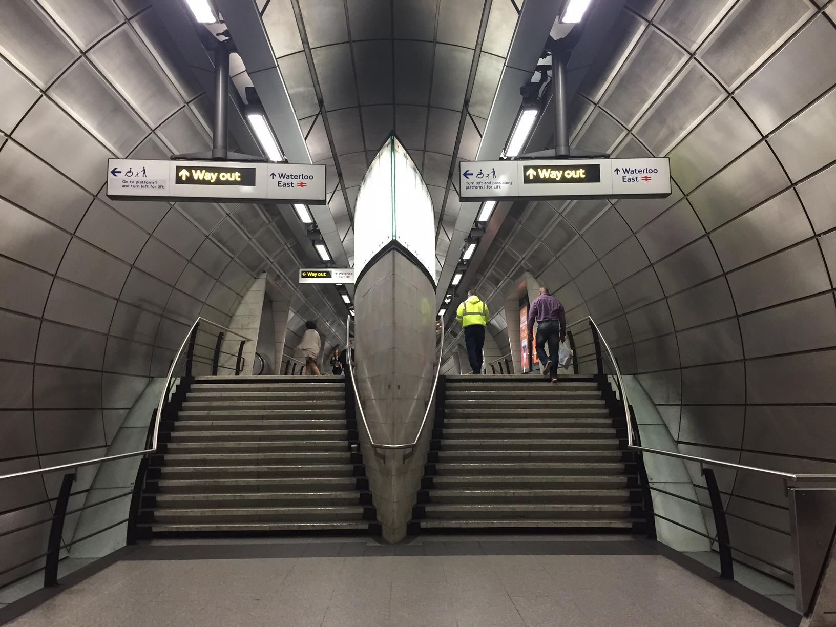 Southwark Station, London