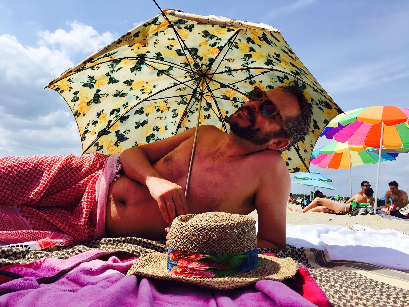 Chadwick Hardaway Sandyhook Beach, NJ