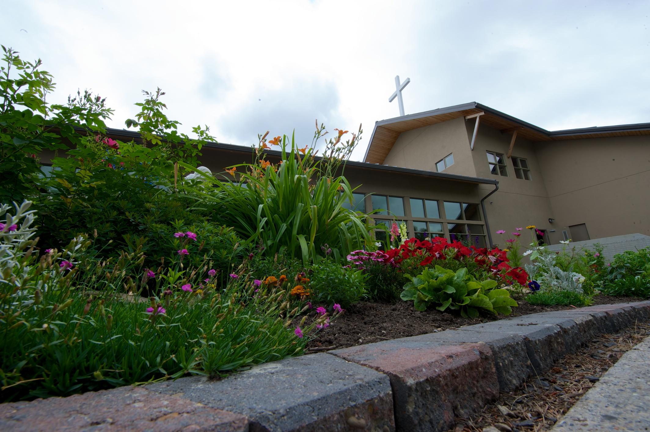 RDLUC Memorial Garden