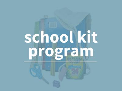 school kit program