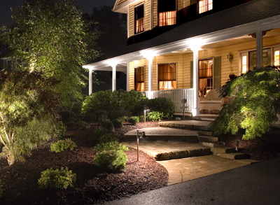 LIGHTING YOUR HOMES ENTRANCE