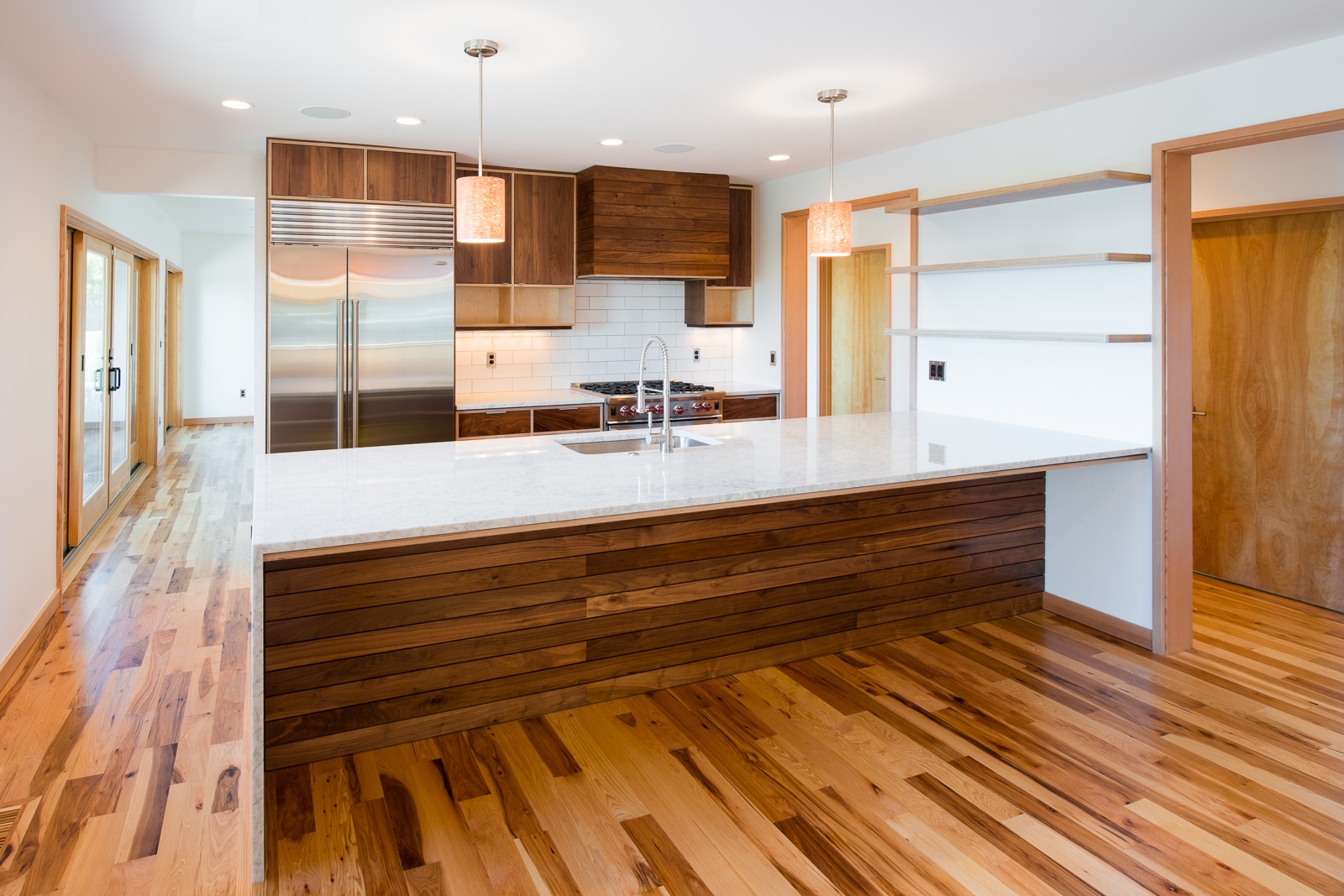 Skyline Residence Kitchen