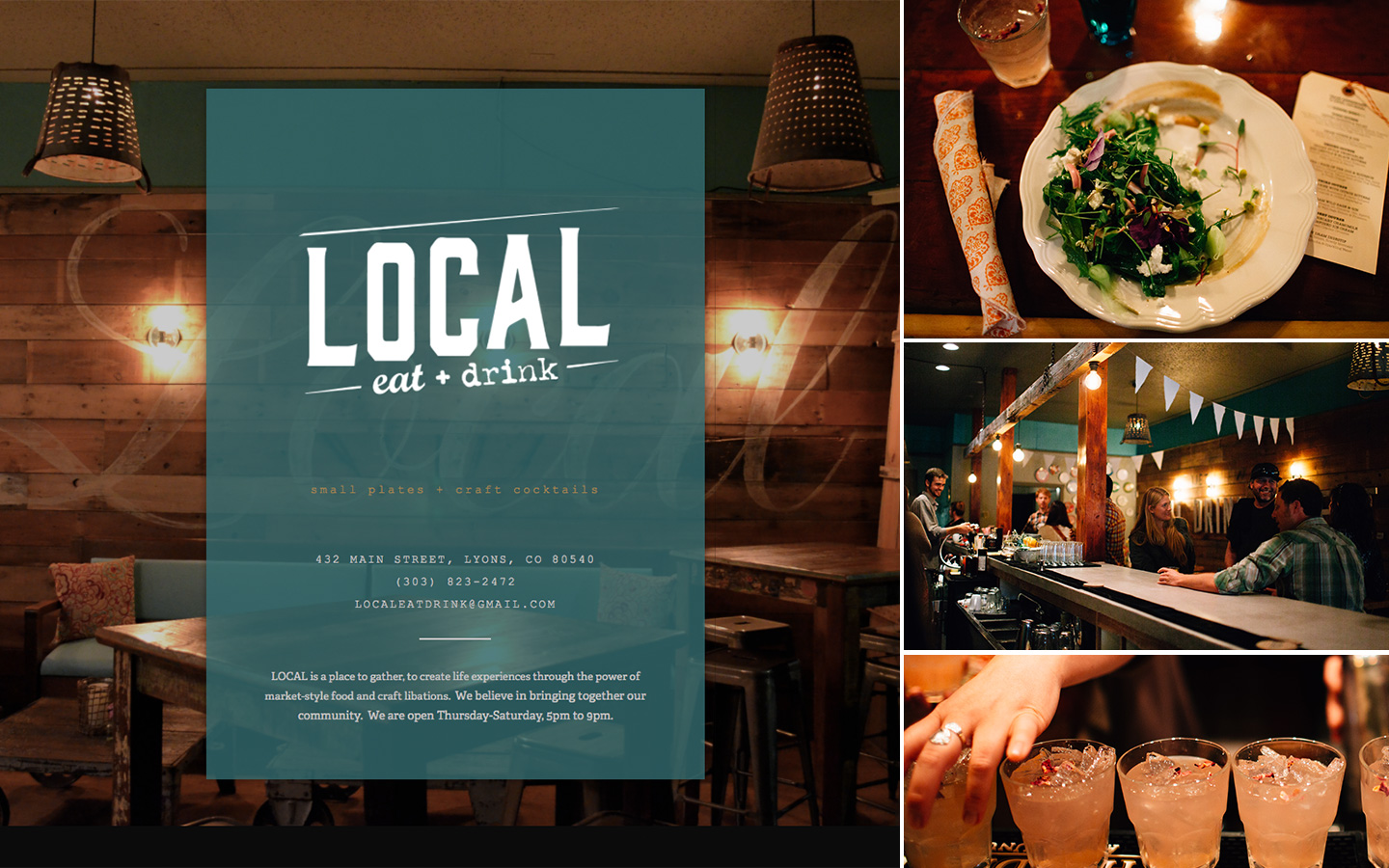 Local Eat + Drink