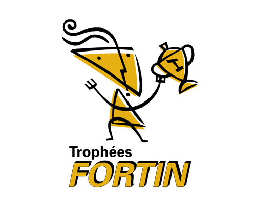 Trophées Fortin - We wish to thank the management of TROPHÉE FORTIN for their contribution to the making of the different metallic labels for our league trophies and their generous support for the expansion of the LFA.