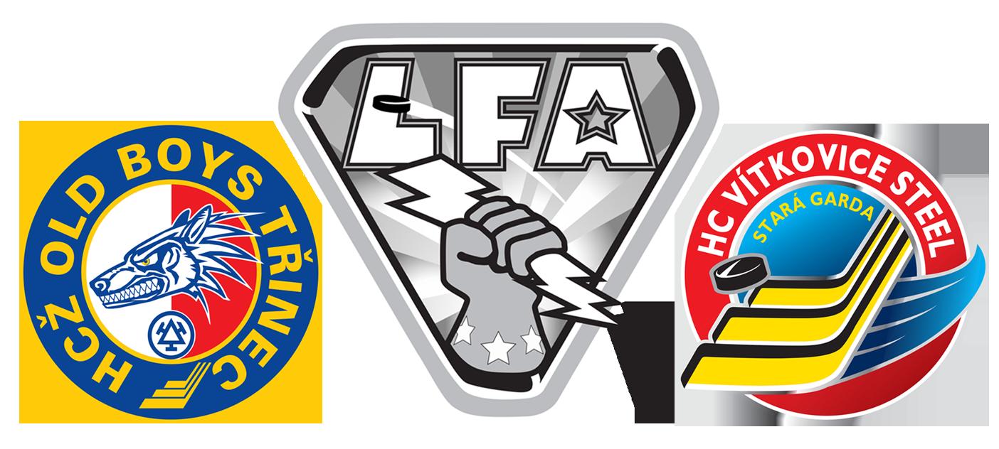 Logo des formations qui affronteront la LFA ce mois-ci