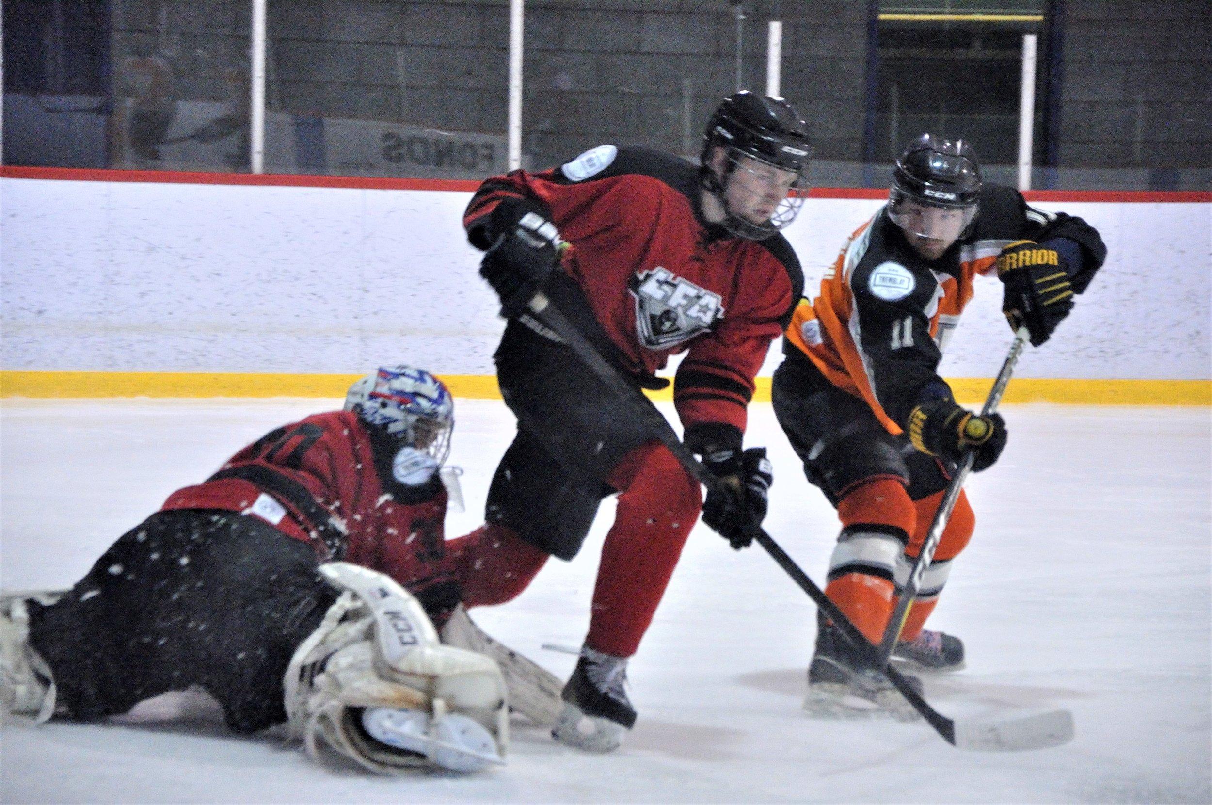 Tomahawks vs Les Météores (photo lisette nepveu)