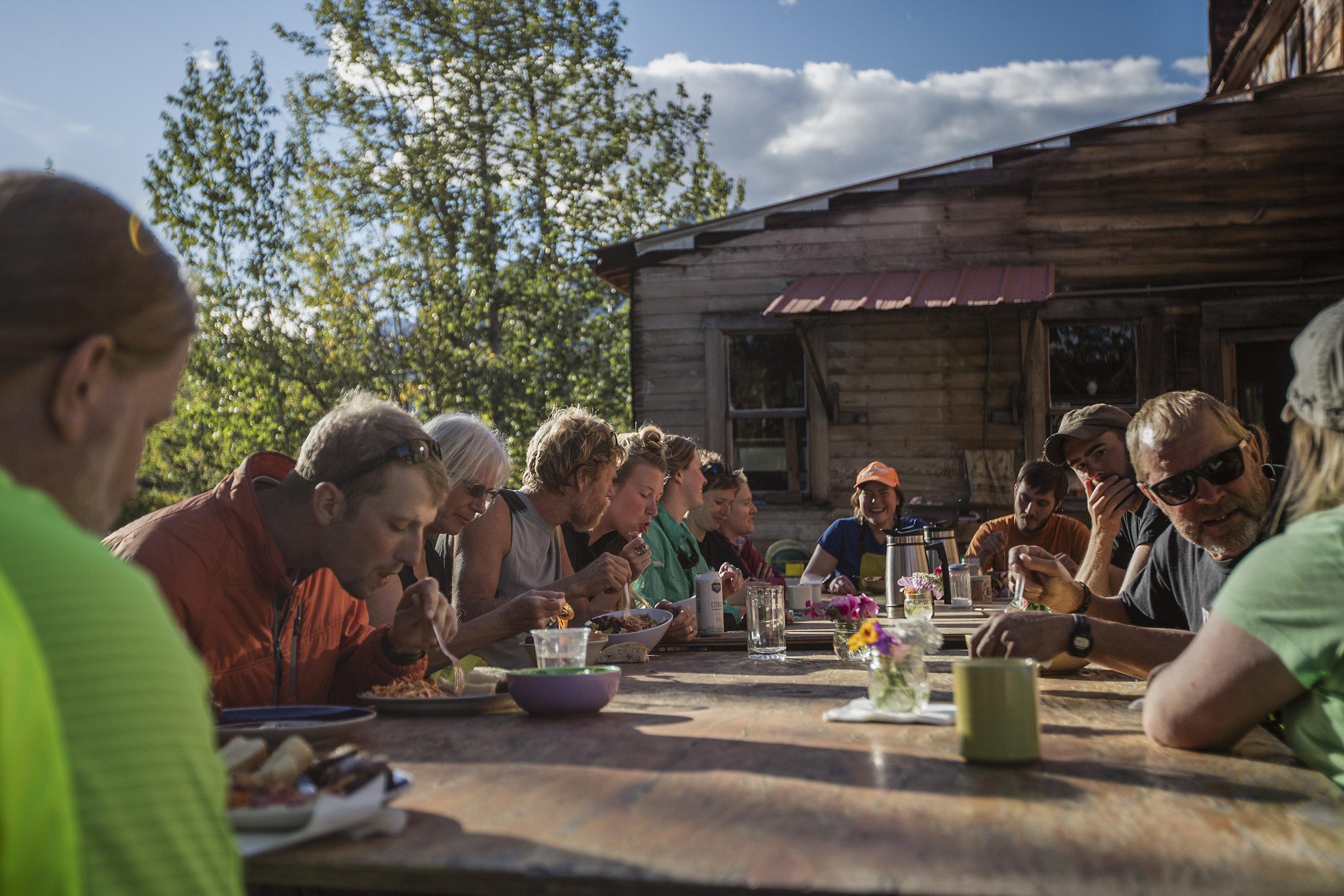 Alaska Wrangells Field Studies Program 8